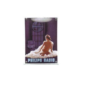Nostalgisch Klein 17 Philips 10x14cm