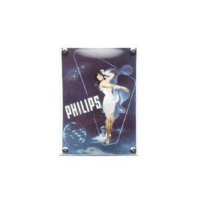 Nostalgisch Klein 18 Philips 10x14cm