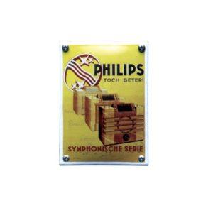 Nostalgisch Klein 19 Philips 10x14cm