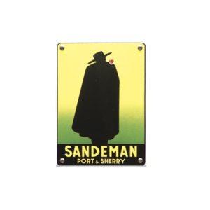 Nostalgisch Klein 22 Sandeman 10x14cm