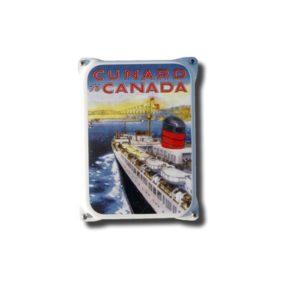 Nostalgisch Klein 25 Cunard 10x14cm