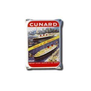 Nostalgisch Klein 26 Cunard 10x14cm