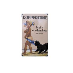 Nostalgisch Klein 31 Coppertone 20x33cm