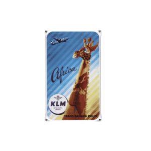 Nostalgisch Klein 36 KLM 20x33cm