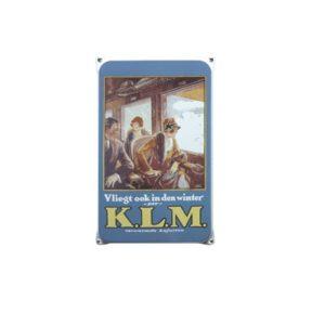 Nostalgisch Klein 37 KLM 20x33cm