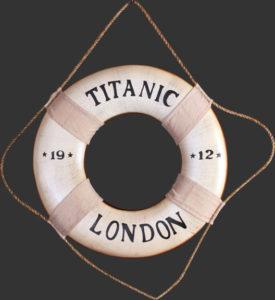 OTBTL Titanic - Reddingsboei