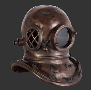 OTDIH Diving Helmet - Duikhelm