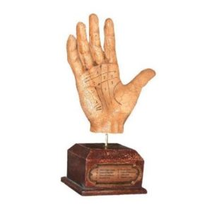 OTPHR Hand Palmistry Right