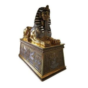 OTSBJ Egyptian Sphinx on Base  - Egypte