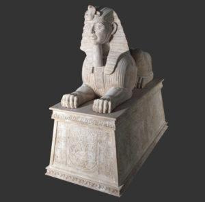 OTSPBRS Sphinx Jumbo on Base RS - Egypte