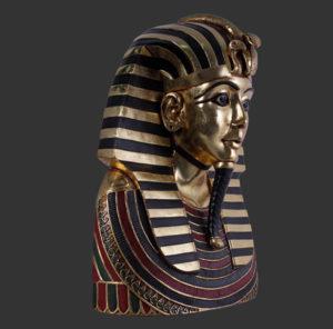 OTTUB Egyptian Body Bust Tutankhamun  - Egypte