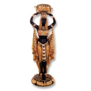 PLEGF Egyptian Plant Holder Female - Egypte