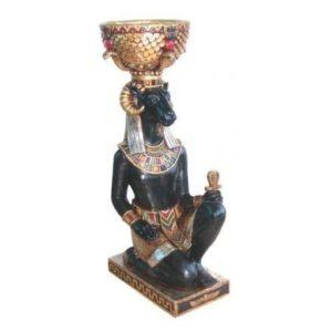 PLFEG Egyptian Plant Holder Khnum - Egypte
