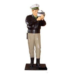 XL-098 Policeman with Lasergun - Politie
