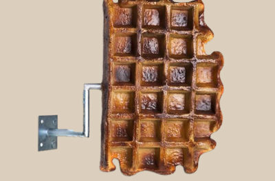 R-001 Luikse Waffle - Wafel