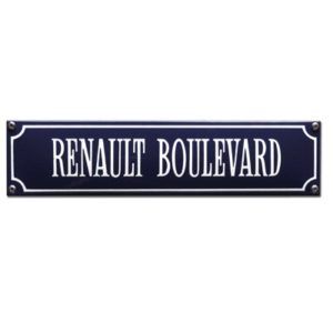 SS-76 Renault Boulevard