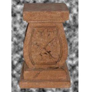 SCFSF Garden Flower Pedestal - Pilaar