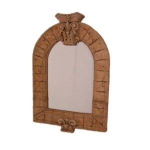 SCMIO Mirror Stone Oval - Spiegel
