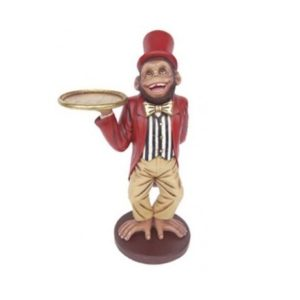 ST 5085 Monkey with Hat 3 ft - Ober