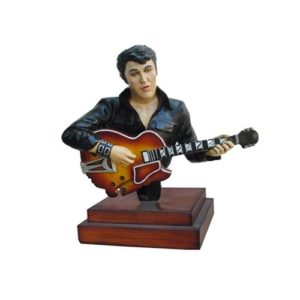 ST6612 Elvis with Guitar Buste - Elvis Presley