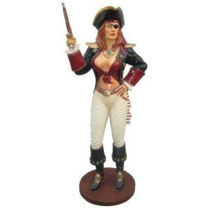"ST9724 Piraat Lifesize ""Lady"" - Piraat"