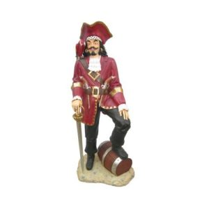 ST9730 Piraat Lifesize Captain - Piraat