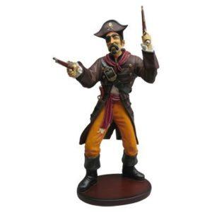 ST9732 Pirate Lifesize with Guns - Piraat