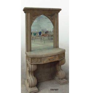 TB-FAF007 Cabinet Gothic with Mirror - Spiegel