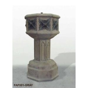 TB-FAF101 Fountain Gothic Rectangular - Fontein