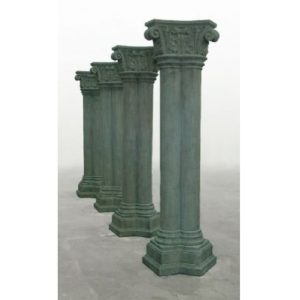 TB-FSC009 Stone Finished Column - Pilaar