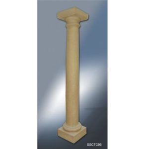 TB-FSC107 Stone Finished Column - Pilaar