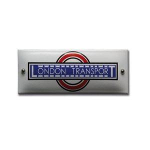 Trein & Tram #TR32 London Transport 8x21cm