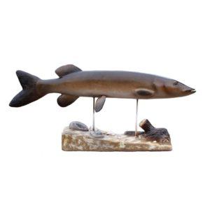 G-188 Fish XXL on base - Vis