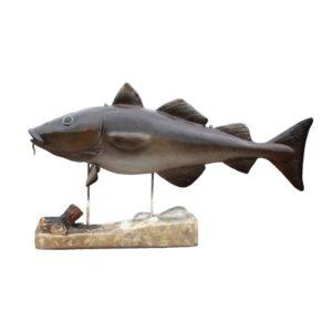 G-190 Fish XXL on base - Vis