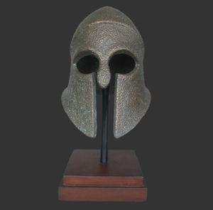 H-30416 Helmet Achilles Bronze - Helm