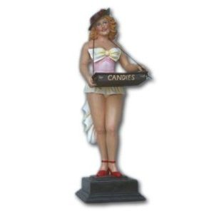 ALD3017 American Candy Girl Large - Snoep