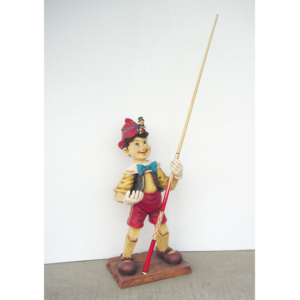 1617 Billiard Boy - Pinokkio