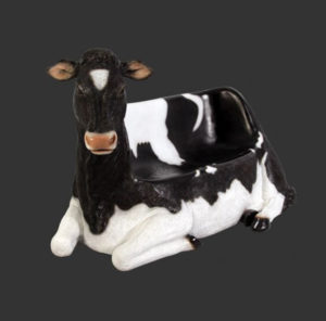 H-120020 Cow Seat - Bank Koe