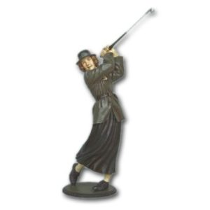 CW018 Golf Lady Player 2 ft. - Golfer