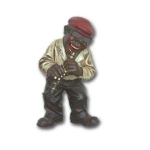 CW070 Jazz Clarinet Player - Jazz