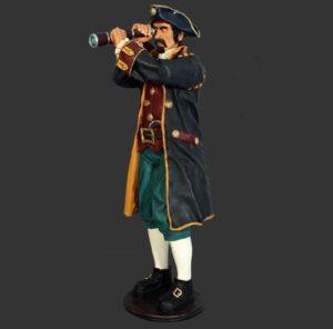H-110052 Captain Paruche - Piraat