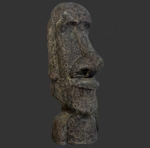 H-110008 Easter Island Moai 4ft. - Paaseiland