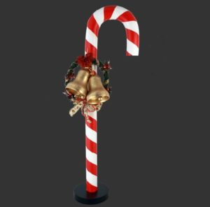 H-160701 Christmas Candy Cane - Zuurstok