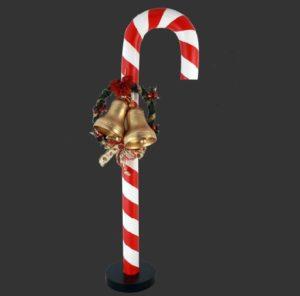 H-160701 Christmas Candy Cane - Zuurstok