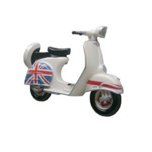 D6450-U Scooter Wall Decor Union - Scooter