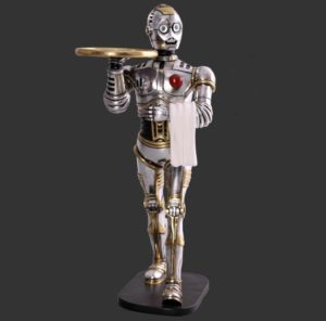H-080036 Walking Robot 3ft - Ober