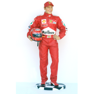 2553 F1 Driver life size - Formule 1