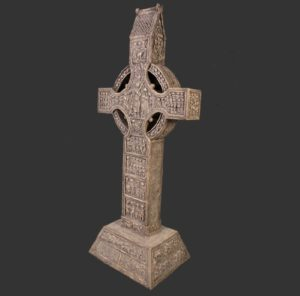H-120005 Muiredach Celtic Cross - Keltisch Kruis