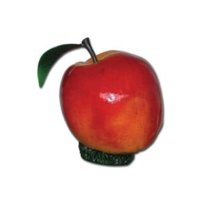 G-218 Apple on Stand - Appel - 150 cm