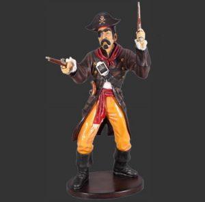 H-030720 Pirate in Battle - Piraat
